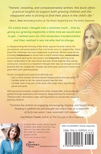 This is the back cover of Stepparenting the Grieving Child