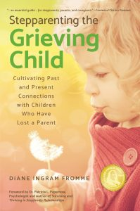 Front cover of Stepparenting the Grieving Child
